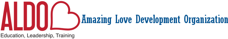 Amazing Love Development Organization Logo